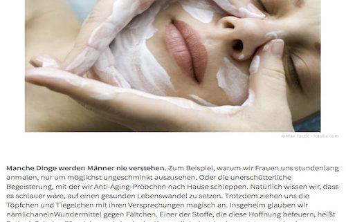 Beautylexikon: Retinol